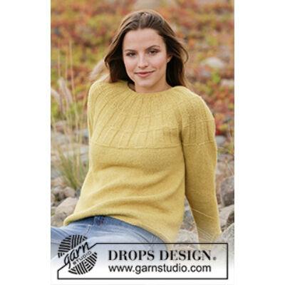 Kötött női pulóver