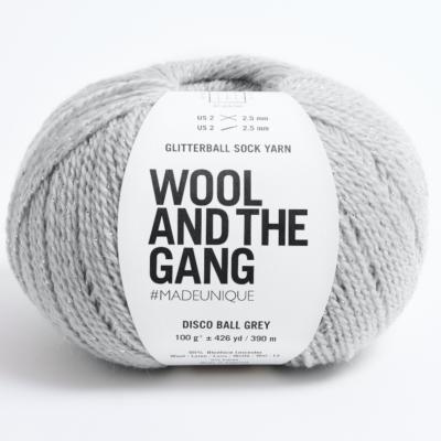 Wool And The Gang Glitterball Sock Yarn