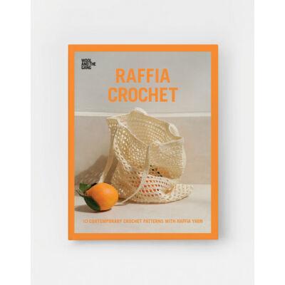 Raffia horgolásminta könyv