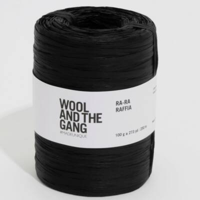 Wool And The Gang Ra-Ra Raffia